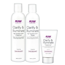 NOW Solutions Introduces Clarify And Illuminate Skin Care