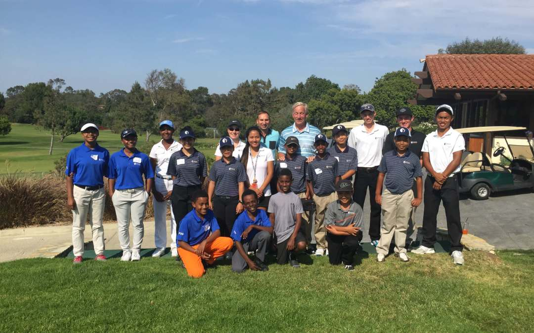 Palos Verdes Golf Club Hosts Third Annual SCGA Junior Golf Foundation Play Day