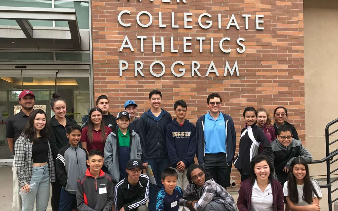SCGA Junior Alumna Kristy Harada Hosts Current Juniors at Chapman University