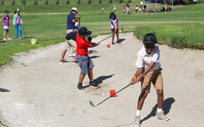 Putting in Work at the Short Game Showdown
