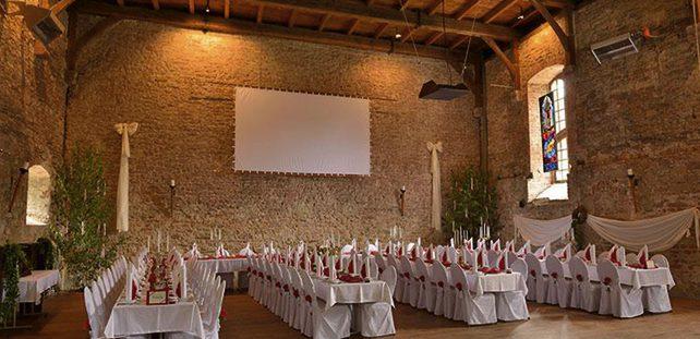 Feiern im Restaurant  Schloss Altenhausen