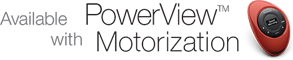 PowerView Battery Motorization
