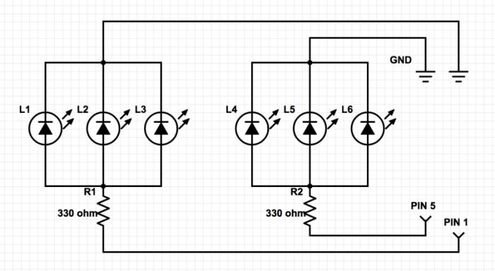 simple traffic light diagram squid internal anatomy build a physical socrata circuit
