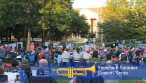 Stoneham MA Summer Concert Series 2016