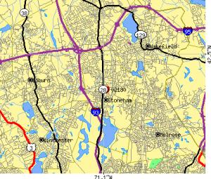 map-stonehampublictranspotation
