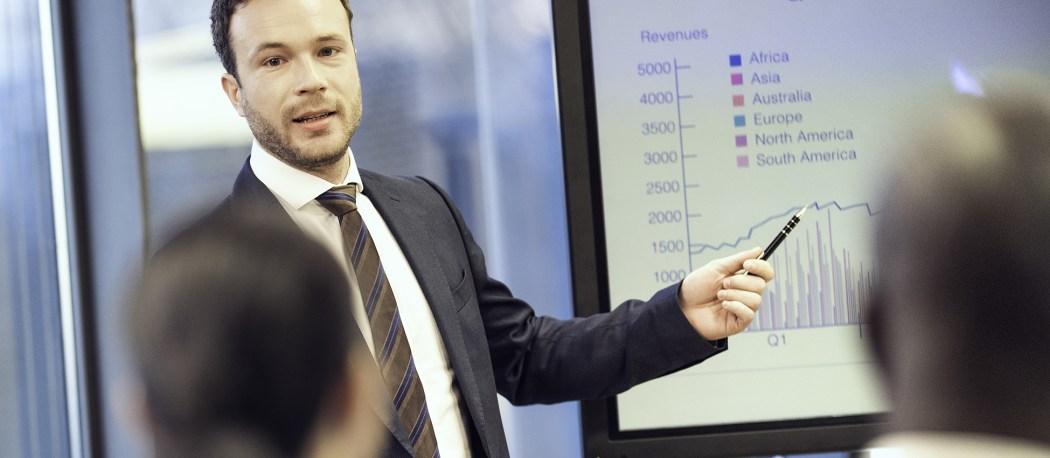 Billing revenue statistics