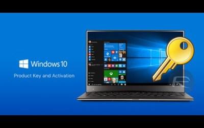 Comment Activer Windows 10 et MS Office