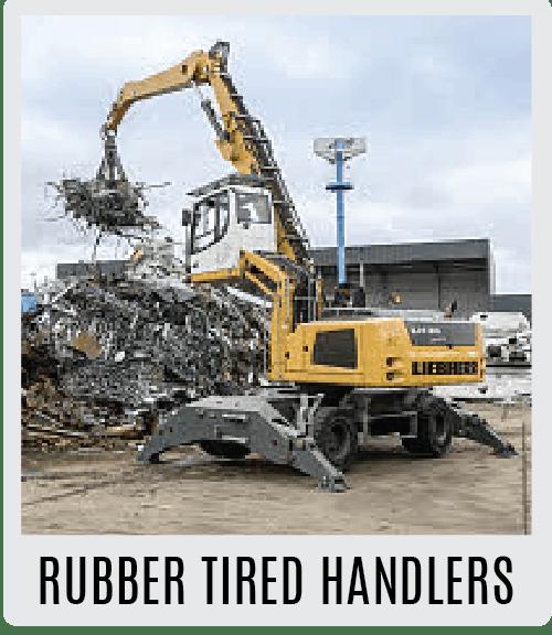 Liebherr Electric Material Handlers