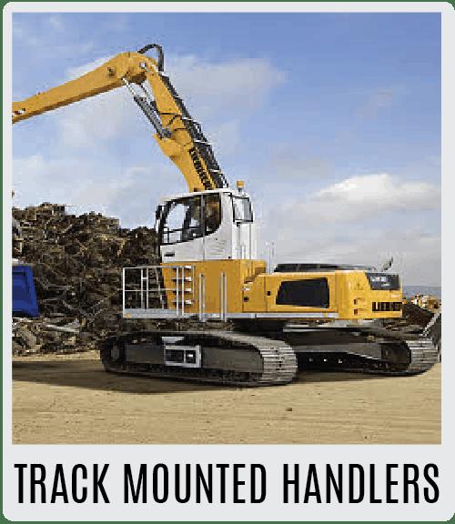 Liebherr Material Handlers