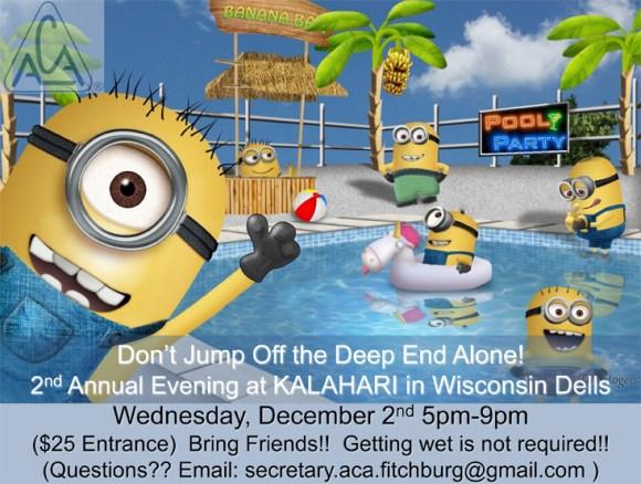ACA Water Party 2015