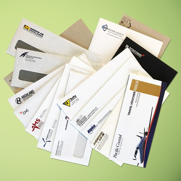 Westholme Envelopes