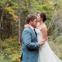 ADK Connery Pond Fall Wedding