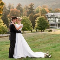 Adirondack Ausable Club Fall Wedding