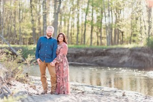 Glowing Engagement Session in NY