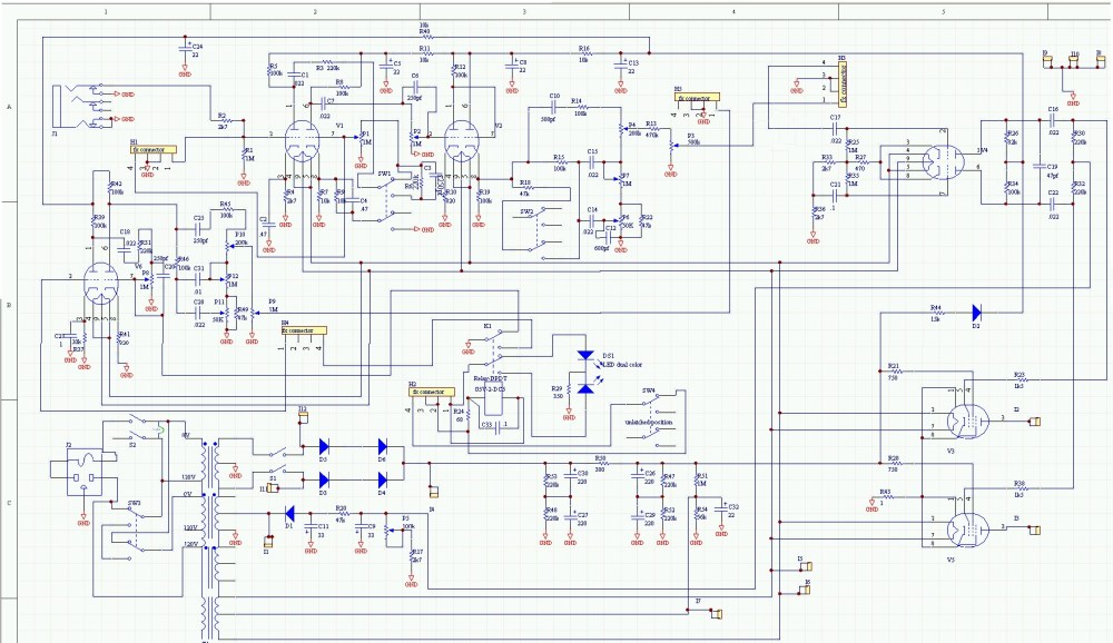 medium resolution of krank wiring diagram wiring diagram third level peavey jsx schematic