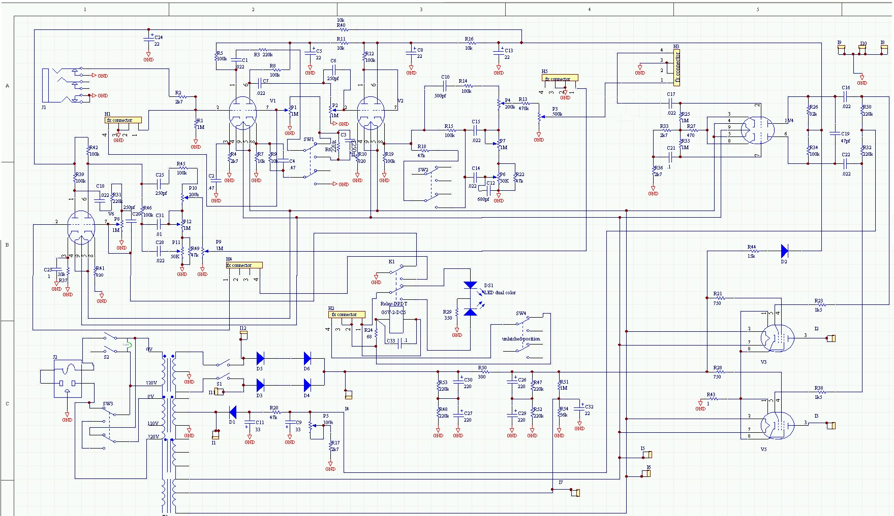 hight resolution of krank wiring diagram wiring diagram third level peavey jsx schematic