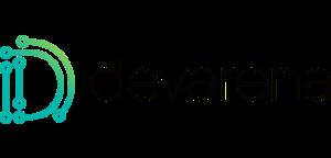 DevArena logo home page