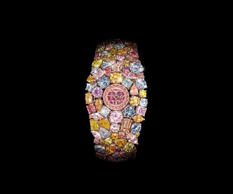 201 carat chopard watch top 1 - ТОП-10 самых дорогих часов в 2018 году