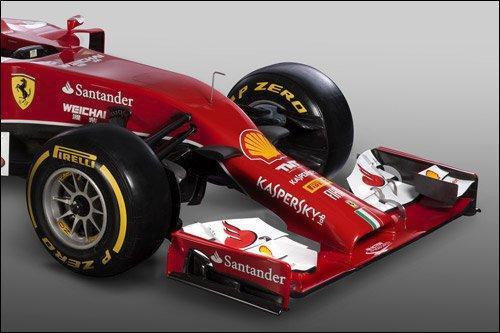 f1 ferrari - Гоночный коллапс - Formula 1 перестаралась с регламентом