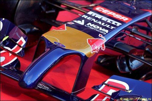 f1 toro rosso - Гоночный коллапс - Formula 1 перестаралась с регламентом