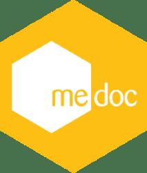 """lopan medoc logo - Когда и как используют """"M.E.Doc""""?"""