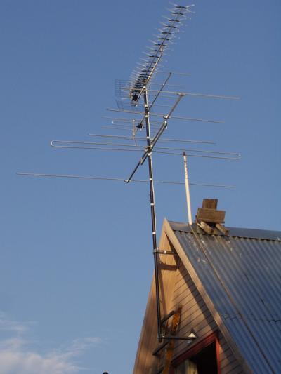 machta dlya antenny - Интернет за пределами города — установка мачты для антенны