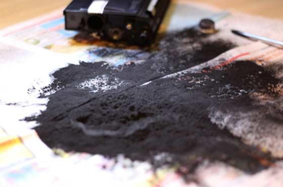 tonner laser printer 2 - Лазерные принтера — заправка картриджа или покупка нового?