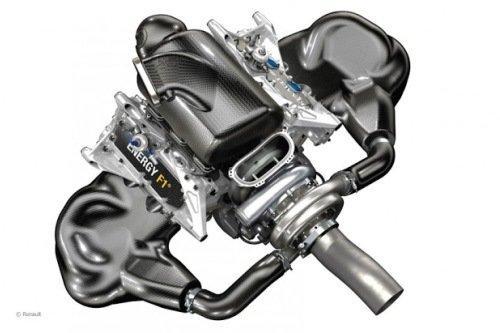 formula1 v6 turbo - Принципы работы и особенности новых моторов F1 и ERS
