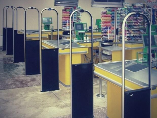 anti theft gate 620x465 - Checkpoint Systems Russia — ведущий производитель противокражного оборудования на рынке России