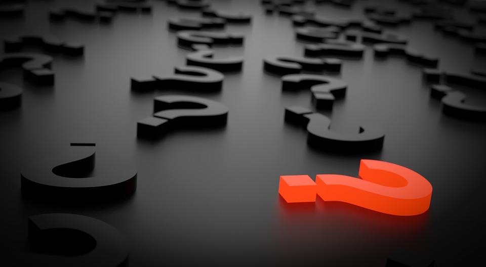 question mark - Подборка простых логических задач