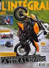 L'Intégral - Ducati wheelie cover