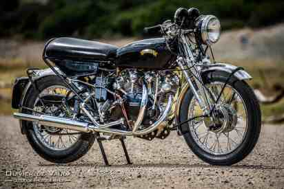 Vincent Motorcycles Photography