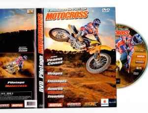 DVD Motocross Suzuki RMZ