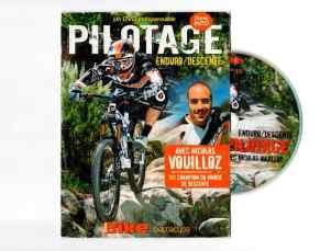 DVD MTB Nicolas Vouilloz , 2012