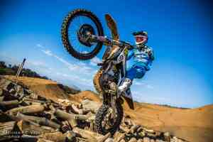 video Haaker endurocross