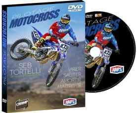 DVD Motocross Seb Tortelli 2016