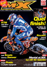 Mx Magazine - Ryan Dungey