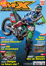 Mx Magazine - Justin Hill