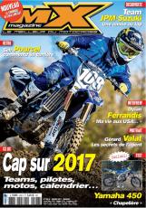 Mx Magazine - Dylan Ferrandis