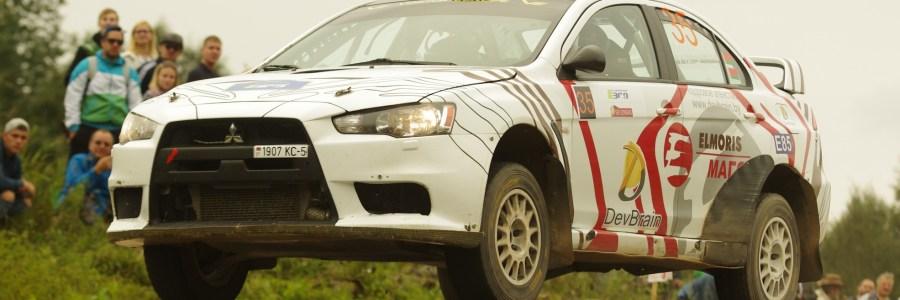 «300 lakes rally» — сложный финиш