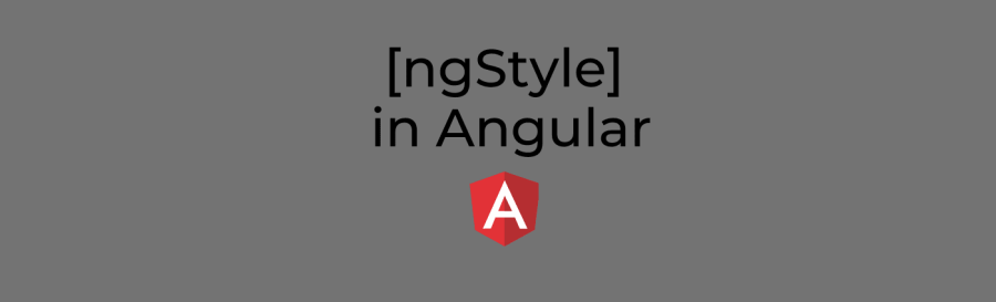 ngStyle in angular