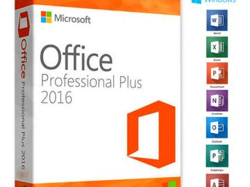 Microsoft Office 2016 Crack Professional Plus And Free Download