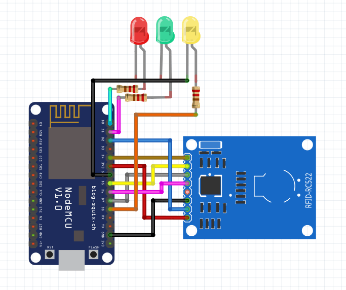 Connect RFID to PHP and Mysql Databse with NodeMcu • Dev Craze
