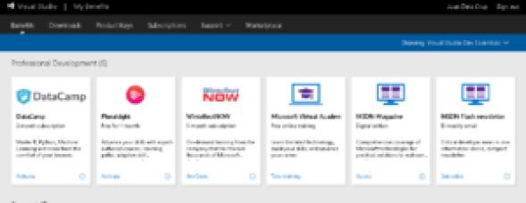Windows Dev Essentials