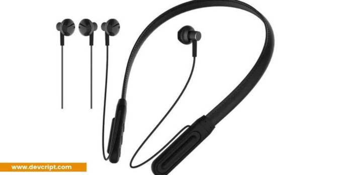 Ubon CL-60 Wireless Neckbands