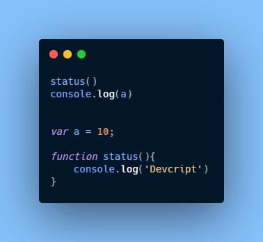 JavaScript snippet