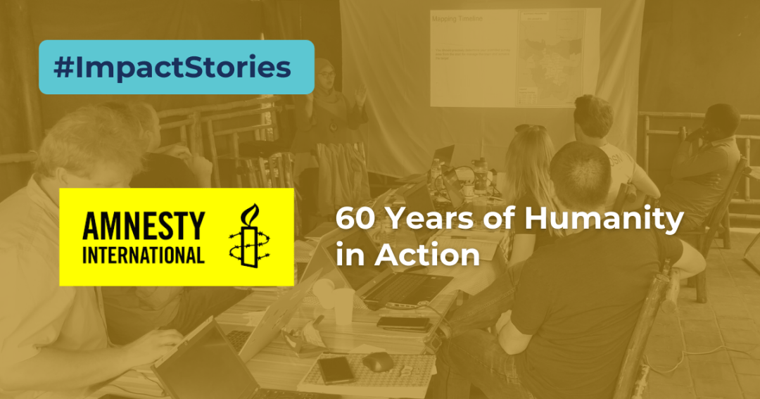 60 years of humanity in action
