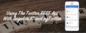 How To Easily Use The Twitter REST Api With AngularJS