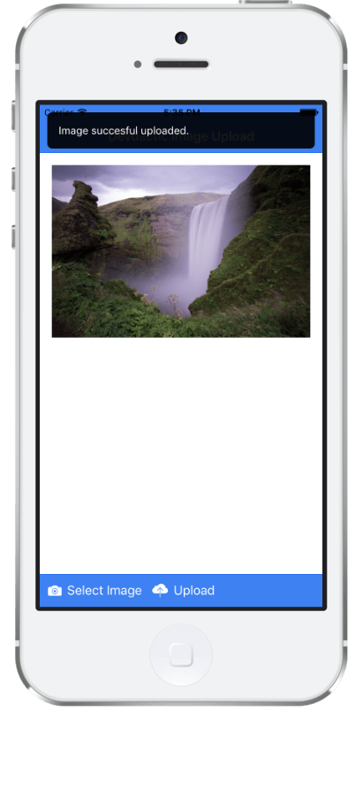 The Complete Ionic Images Guide (Capture, Store & Upload