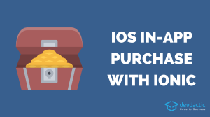 How to Add Ionic In App Purchases For iOS